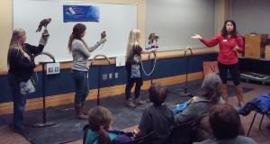 Wellington Public Library Raptor Presentation @ Wellington Public Library